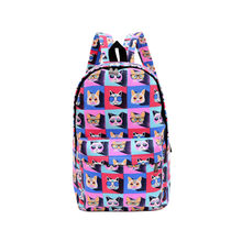 Women printing backpacks backpack for women and men rucksack fashion canvas bags Designer Famous Brand xin1(China)