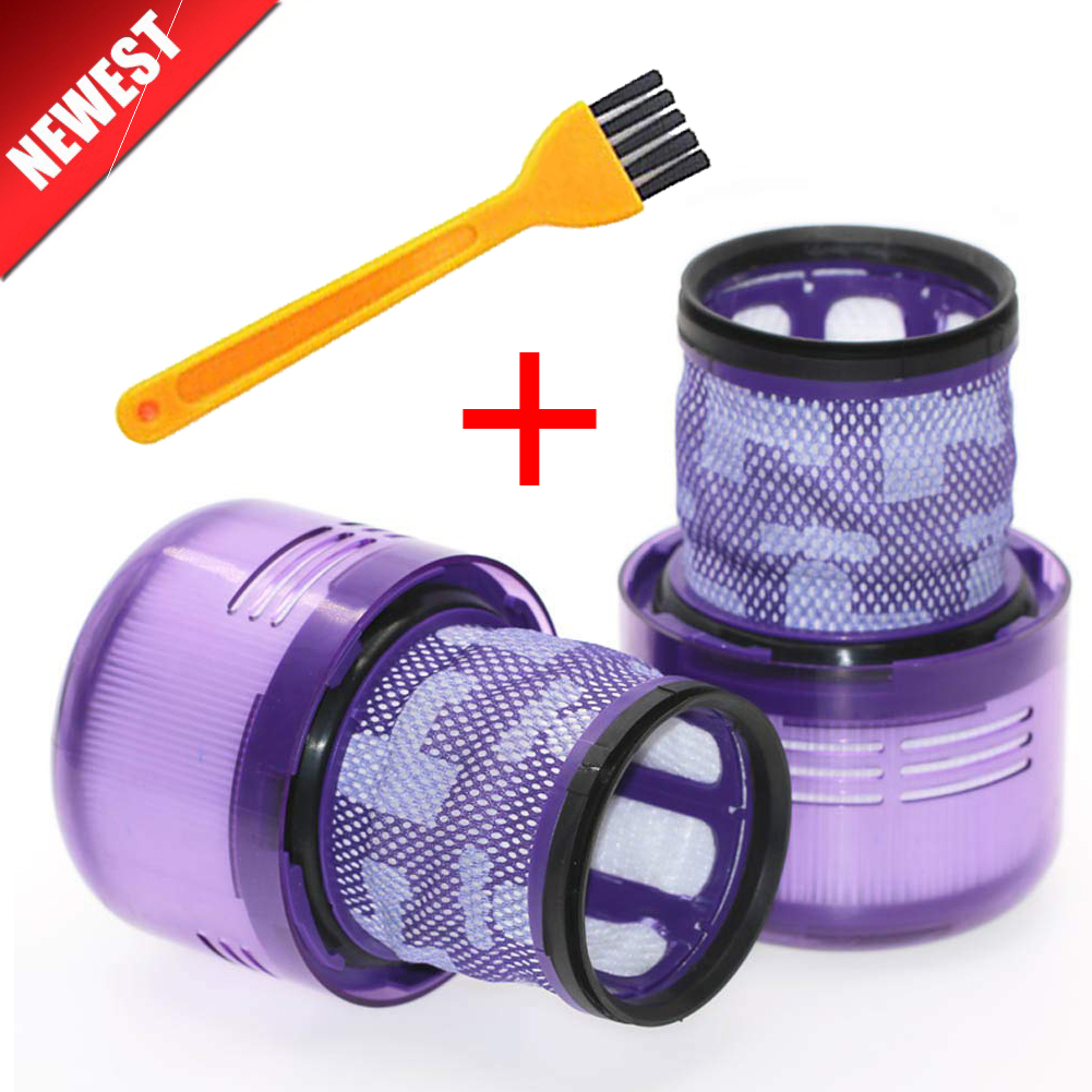 Washable Big Filter Unit For Dyson V11 Sv14 Cyclone Animal Absolute Total Clean Cordless Vacuum Cleaner Parts Replace Filter