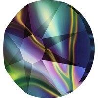 Swarovski Elements Rainbow Dark RABDK No Hotfix Or Hotfix Iron On Ss5 Ss34 2mm 7mm Crystal