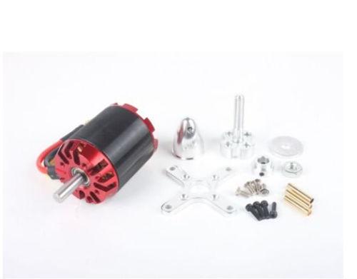 N5065 400KV motor Sin Escobillas de Alta Eficiencia, multicopter de/Skate Scooter/Monopatín