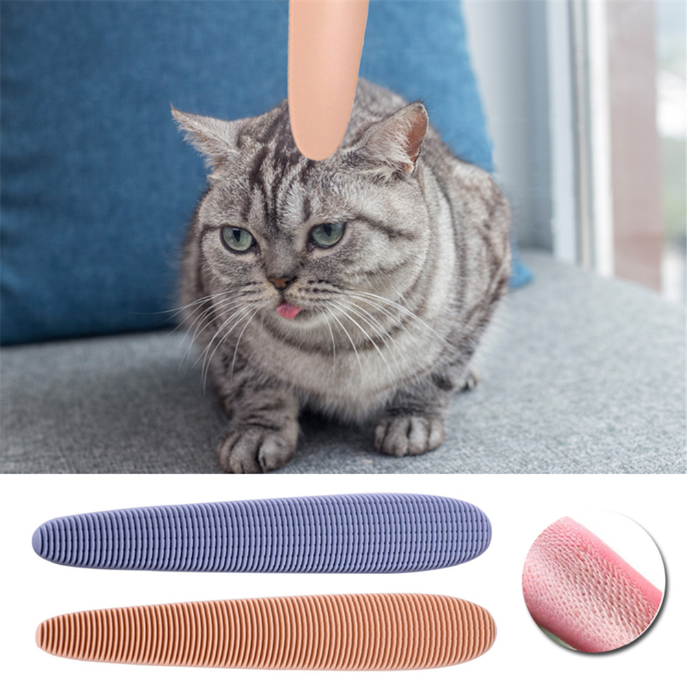 Cat Tongue Comb Massage Comb Pet Daily Hair Care Product