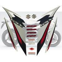 Motorcycle For Suzuki GSXR600 2008 2009 GSXR750 08 09 K8 K9 GSXR 750 Fairing Sticker Kit Applique High Quality Whole Vehicle