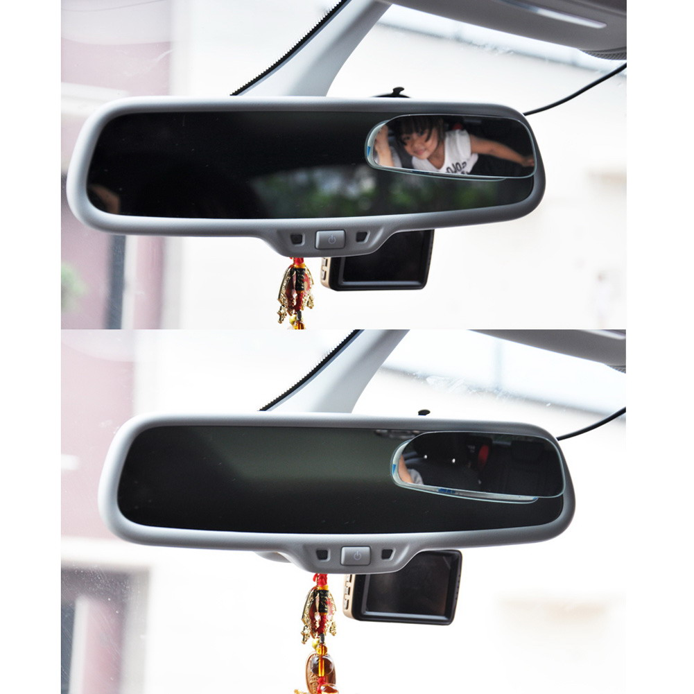 Round Convex Blind Spot Mirror for Parking Rear view available at STK Car Store