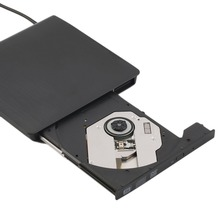 Professional External Drive USB 3.0 3D Burner Writer Player for PC Laptop Notebook NEW CD DVD Player Burner Drive