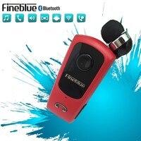 Good Quality Original Fineblue F920 Wireless Bluetooth Earphones Stereo Headset Vibration Multimedia Clip Headphones For Driver
