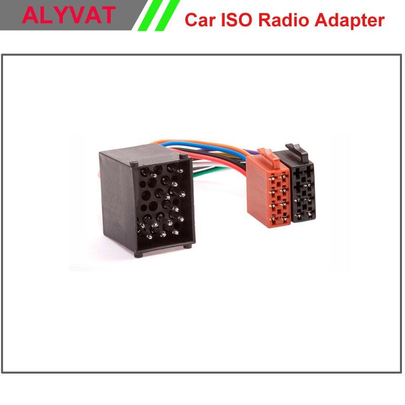 Rover 75 radio st/ér/éo C/âble Adaptateur fiche ISO convertisseur c/âble loom