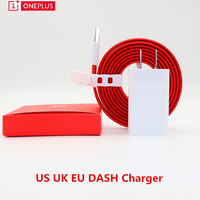 Original Oneplus 5 5T 3 3T Dash Charger 5V 4A EU US UK USB Quick Charger