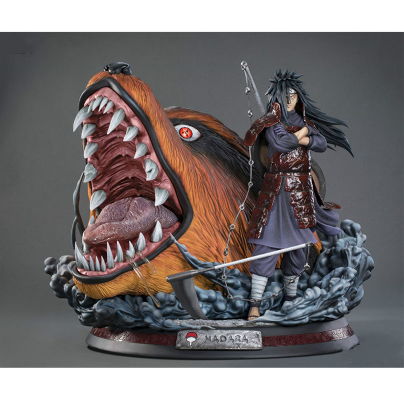 Presale NARUTO Uchiha Madara Tsume 1/4 GK Statue PVC Action Figure Collection Model Toy (Delivery Period:60Day) M1115Presale NARUTO Uchiha Madara Tsume 1/4 GK Statue PVC Action Figure Collection Model Toy (Delivery Period:60Day) M1115