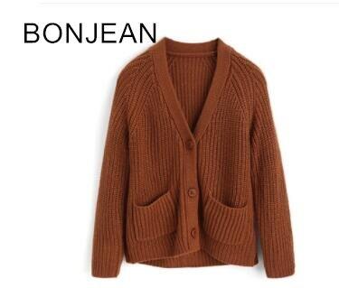 2019 vêtements pour enfants garçons et fille pull cardigan veste en tricot pour enfants pour les grands vêtements pour enfants kjdb35