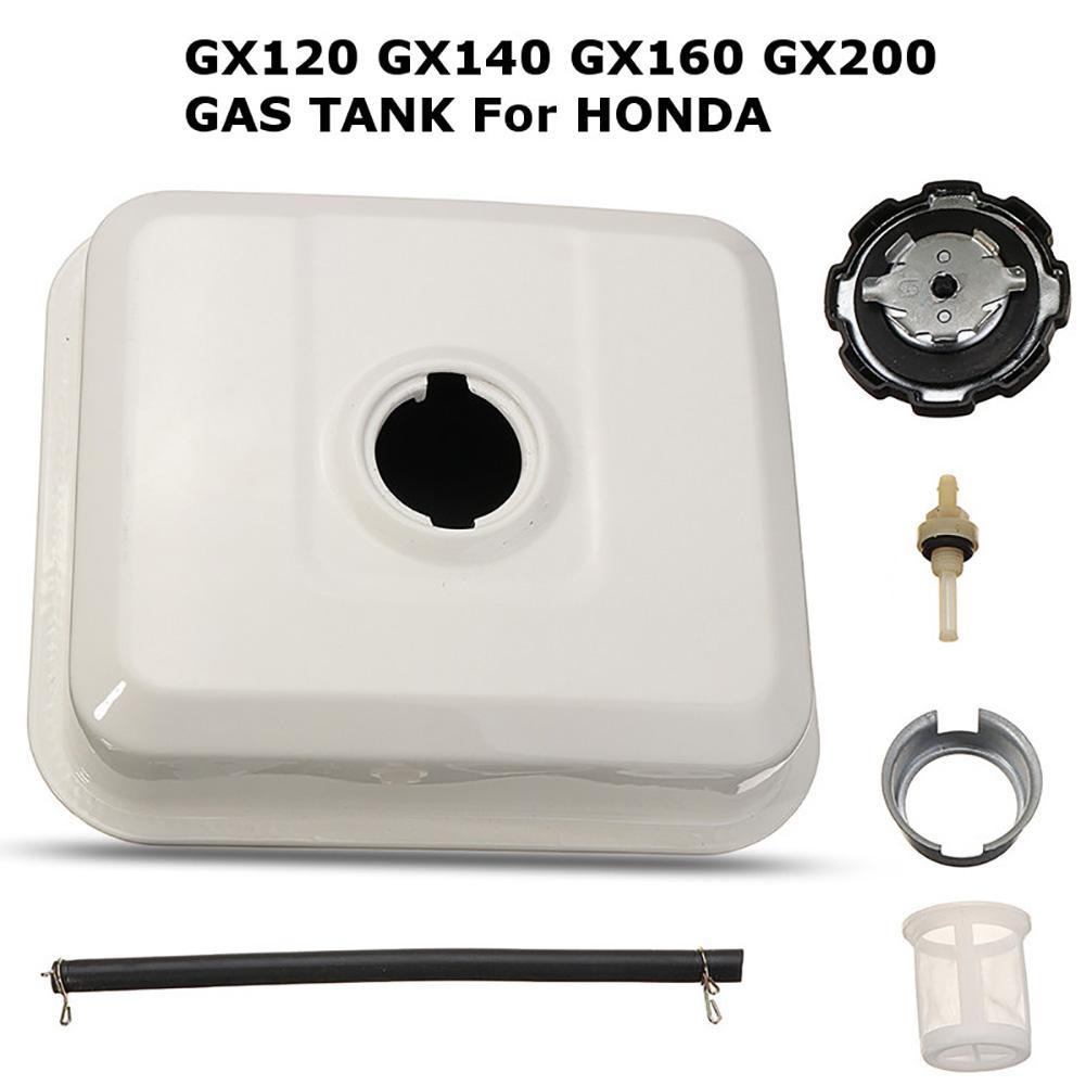 Fuel Gas tank For HONDA GX160 5.5HP GX200 6.5HP Motor Generator Lawn Mower