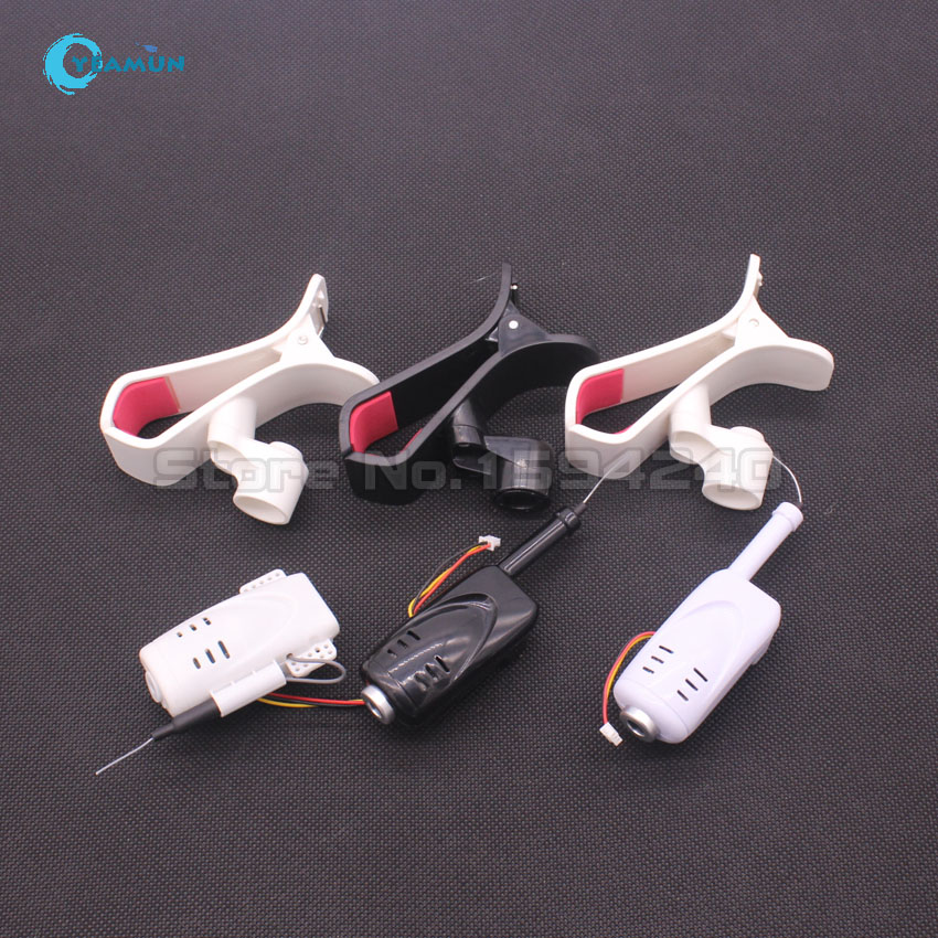 Upgrade HD 1080P 2MP WIFI FPV Camera For Syma X5 X5C X5SC X5SW x5hc RC Drone JJRC H5C Quadcopter / Phone Clip Holder Spare Parts