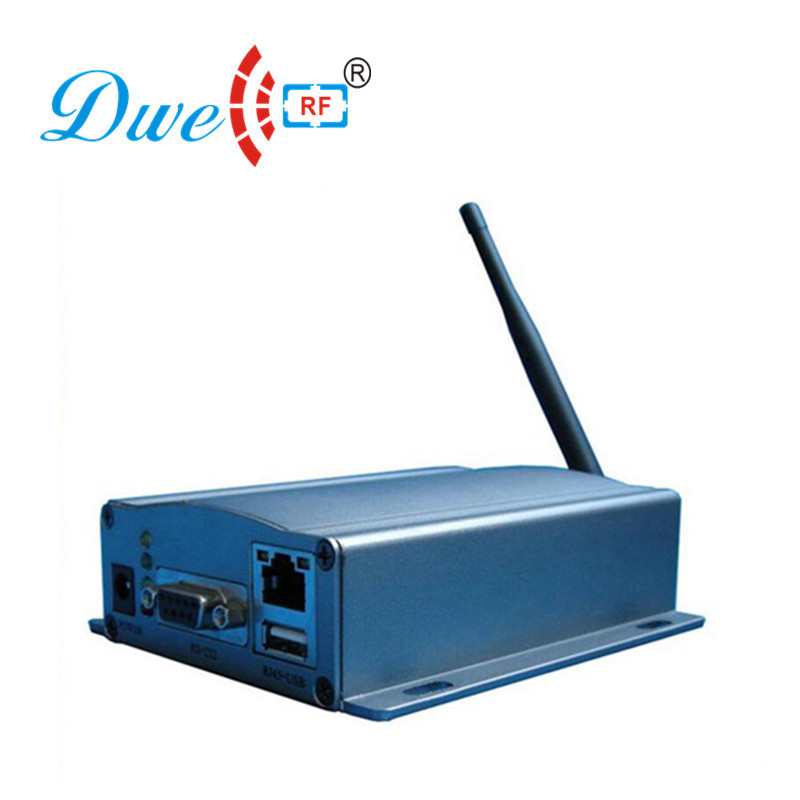 DWE CC RF access control card reader 2.45ghz rfid reader long life battery rfid wristband readers dwe cc rf 2017 hot sell 13 56mhz 12v wg 26 rfid outdoor tag reader for security access control system
