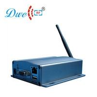 DWE CC RF access control card reader 2.45ghz rfid reader long life battery rfid wristband readers
