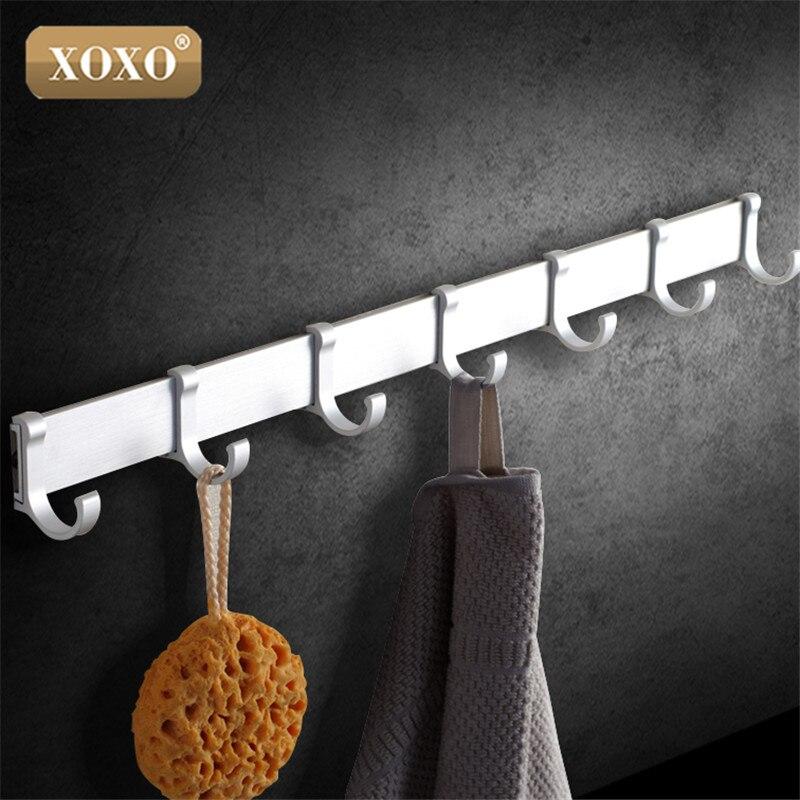 XOXO Bearing A Peg Coat Racks Hook Bathroom Fashion Creative Hanging Hook673-676