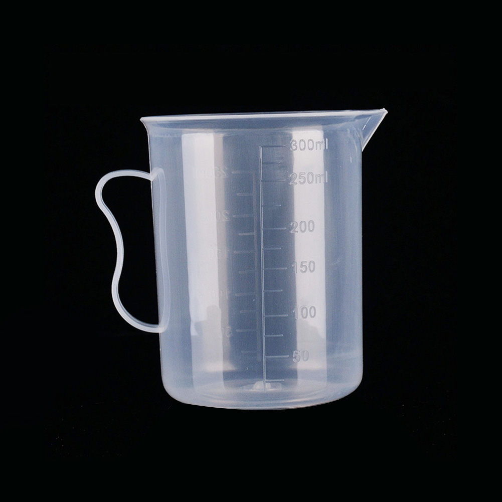 20/30/50/300/500/1000ML Plastic Measuring Cup Jug Pour Spout Surface Kitchen Measuring Tool Practical Classic Supplies