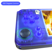 New  RS97 Retro game plus video games buit-in 3000 games console RS-97 handheld game console 64 bit classic games gift PS1 IPS