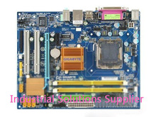 Original g31 Desktop motherboard g31m-es2l full DDR2 775 needle cpu 256m well tested working