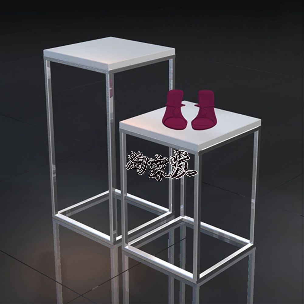 Popular shoes display table buy cheap shoes display table for Html display table