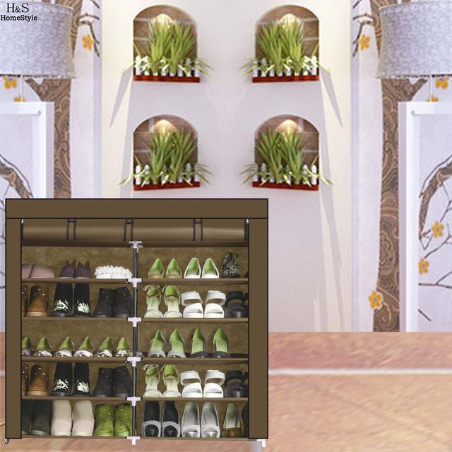 Новая Мода Обуви Стойки Современный Шкаф Для Хранения Обуви Стойку Гостиной Удобная Обувь коробка us6