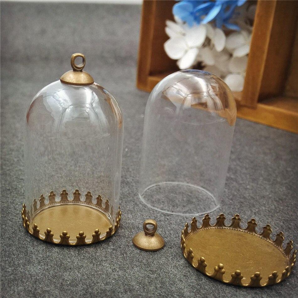 стеклянная трубка колпачок