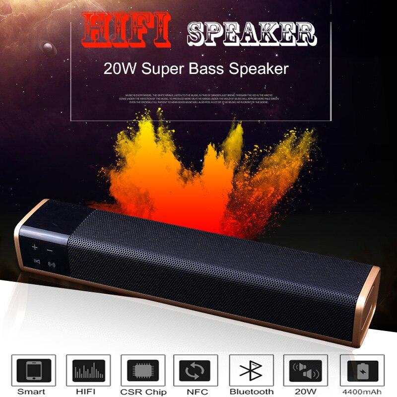 Woofer Bluetooth Speaker Sound-Box Powerfull Super-Bass Battery Wireless Sl-1000s Mic