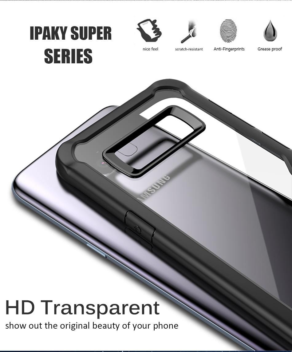 Shockproof Samsung Galaxy S9 / S9 Plus Case