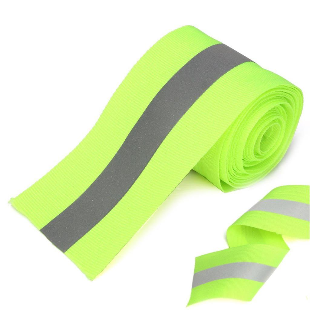 New Hot Silver Reflective Tape Safty Strip Sew on Lime Synth Fabric 3  Meters Apparel Sewing Fabric Supplies Accessories|sewing fabric|apparel  sewing fabricfabric sewing - AliExpress