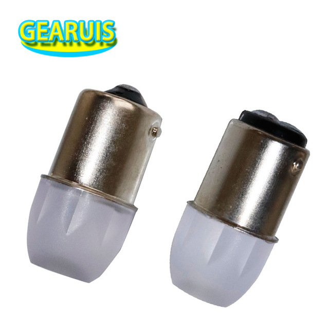 100Pcs Hot sales Flood lens LED 1156 ba15s 3 SMD 5630 1157 bay15d turn signal lights