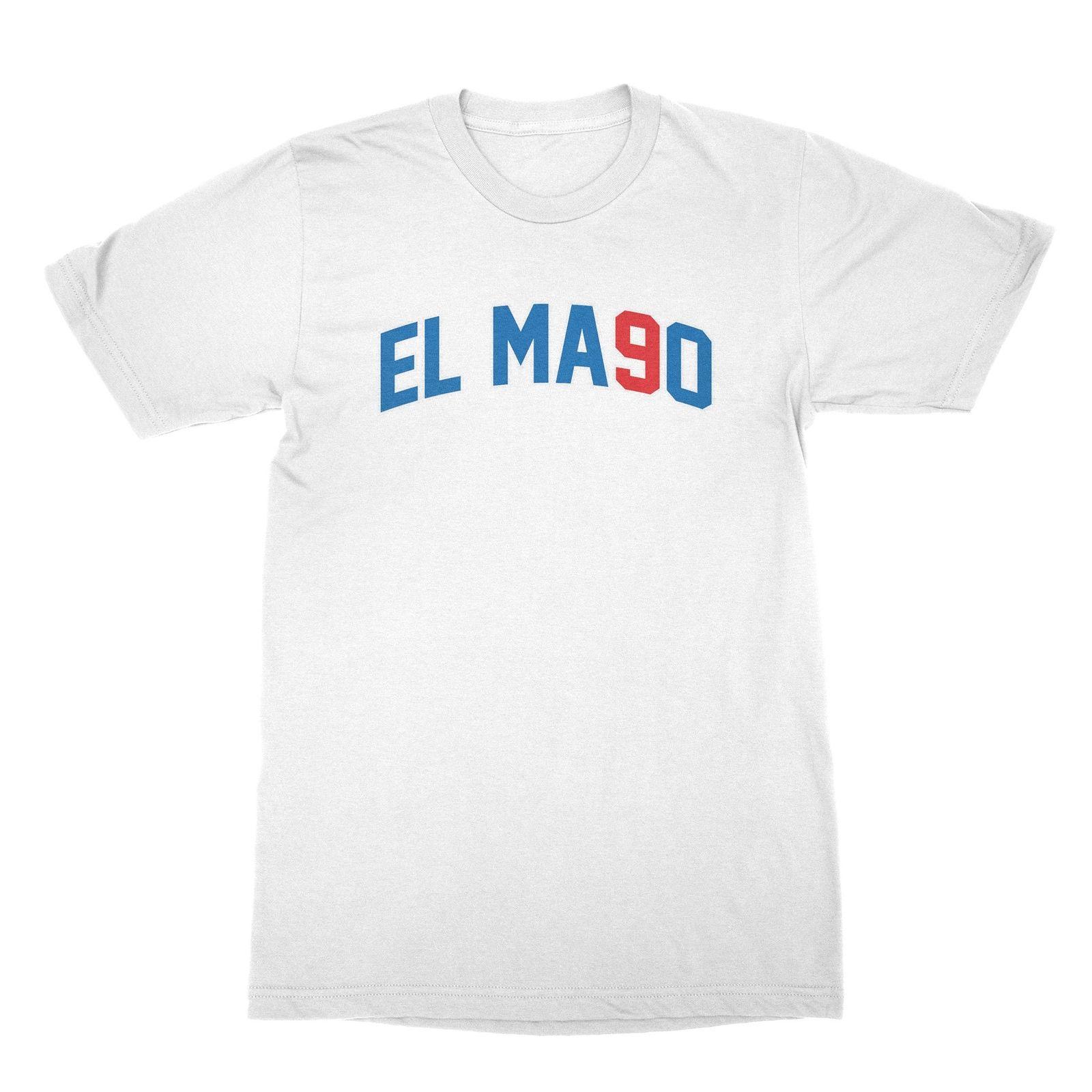 cozy fresh f4265 5ace9 El Mago Shirt Cubs Javier Javy Baez El Mago T Shirt Free ...
