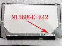 N156BGE E42 for Acer Aspire ES1 520 593A LCD Screen LED Display Laptop Slim Matrix HD 1366*768 30pin eDP N156BGE E42