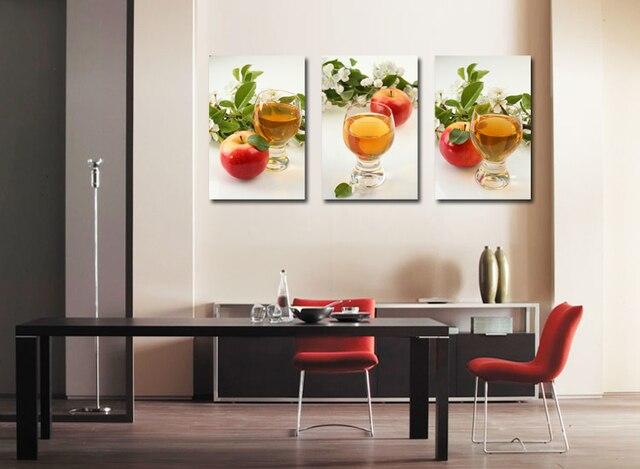 cadre 3 panneau moderne imprim toile peinture l 39 huile cuadros decoracion mur photo pour. Black Bedroom Furniture Sets. Home Design Ideas