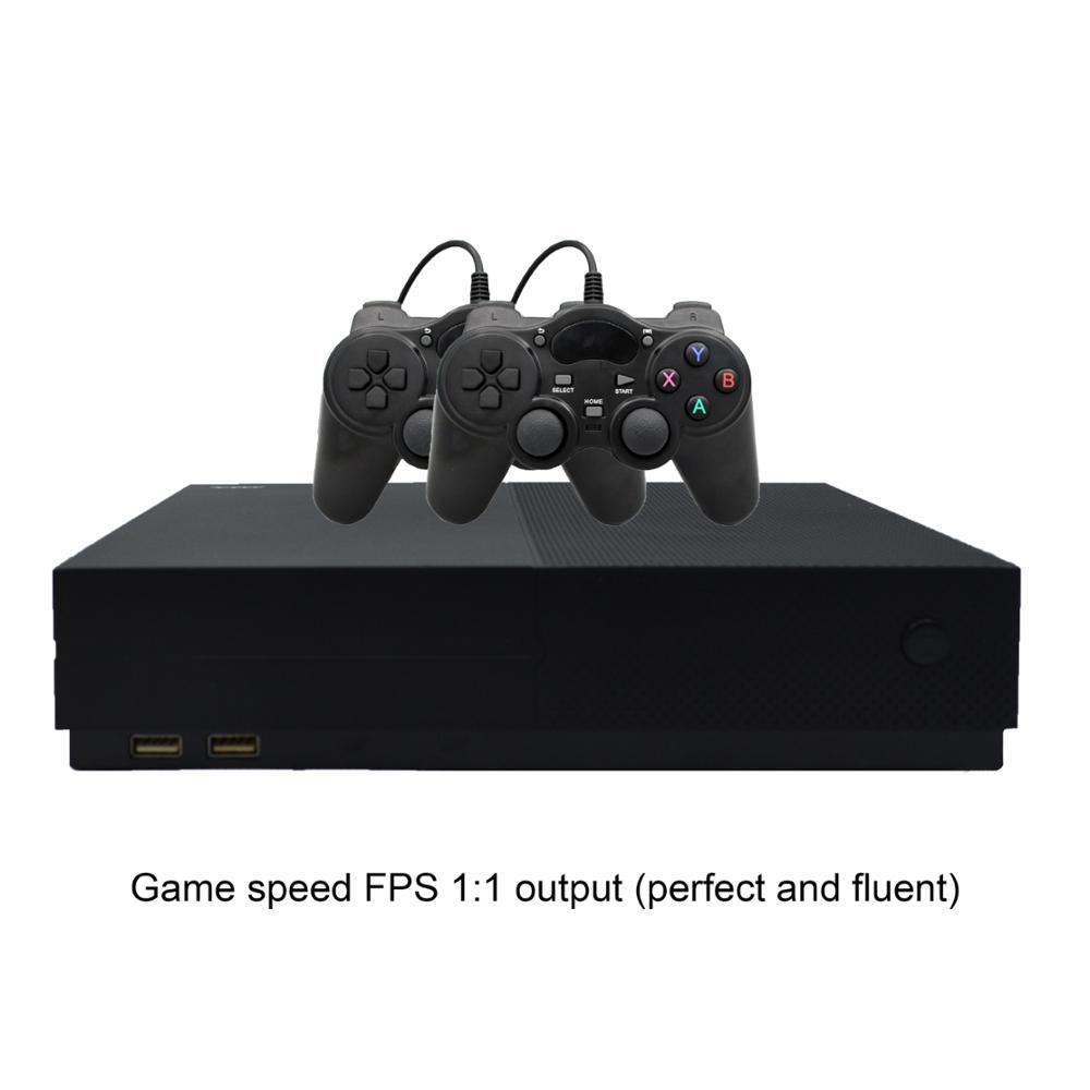 Playstation concole clone 4