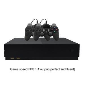 Image 4 - Consola PS1 de 64 bits, 4K, HD, HDMI, 800 clásicos familiares, juegos Retro, TV, mando XPRO de 32G para regalo, xbox One