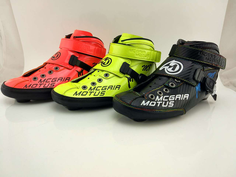 Free Shipping Adult's Speed Skates Mcgala M8 Boots
