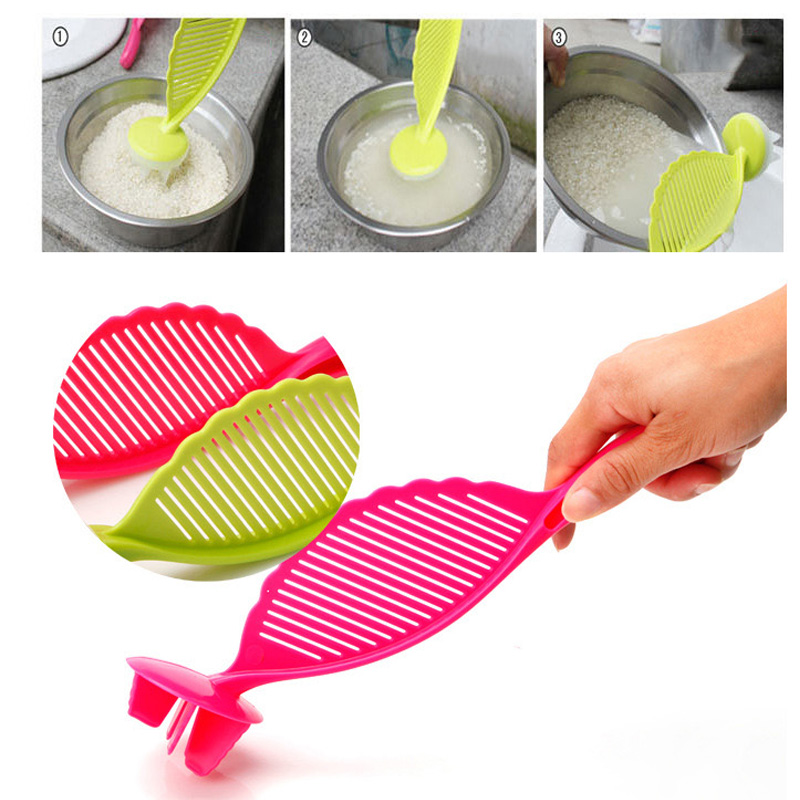 Creative Cleaning Rice Washing Sieve