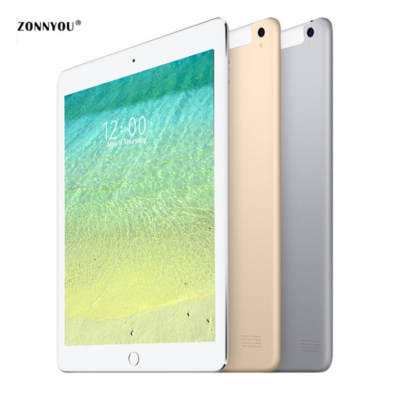 10.1 inch Tablet PC 3G Phone Call Dual SIM Card Android 6.0 Octa Core 4 GBRam32 GB Rom Wifi Bluetooth GPS Tablets PC