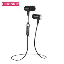 Fineblue Wireless Bluetooth Headset Magnet Earphone Stereo Earpieces for Huawei Mate9s In-ear Earphones