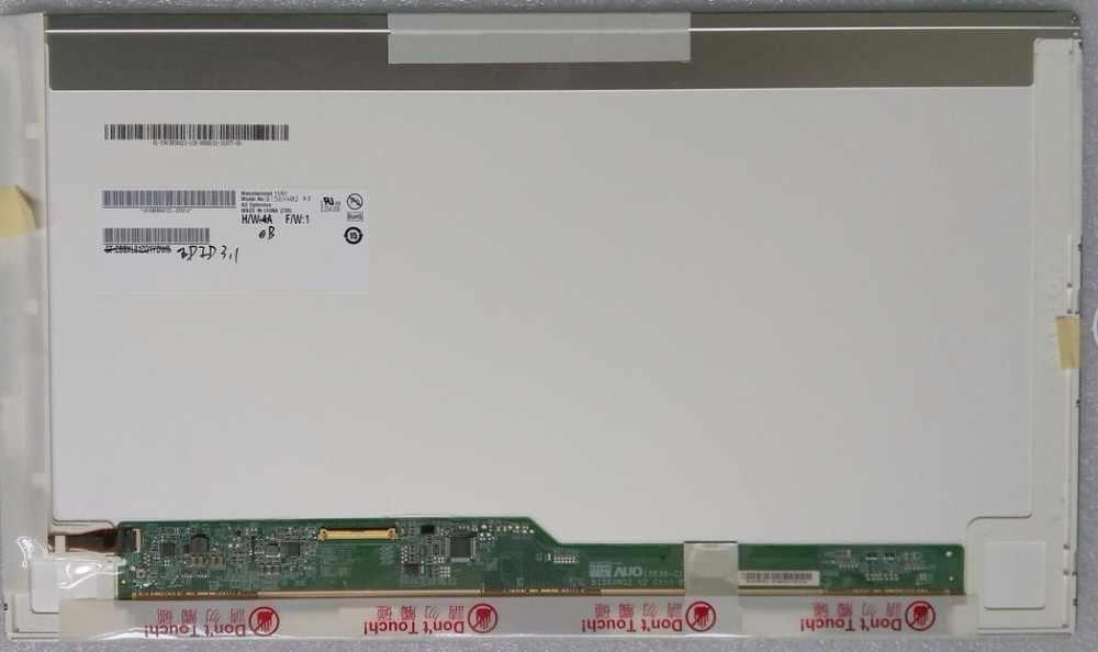 """Samsung R522 RF511 R525 RF510 QX510 RV510 laptop lcd ekranı Çözünürlük 1366*768 HD 15.6 """"LED Matris"""