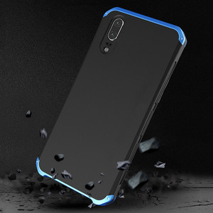 Image 5 - Soinmy Shockproof Armor Case For Huawei P20 case aluminum Metal Frame Hard PC Cover For Huawei p10 plus mate 10 honor V 8 Coques