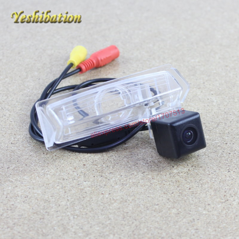 Vehicle Rear View Backup HD Camera For Toyota Aurion / Camry XV40 2006~2011 image