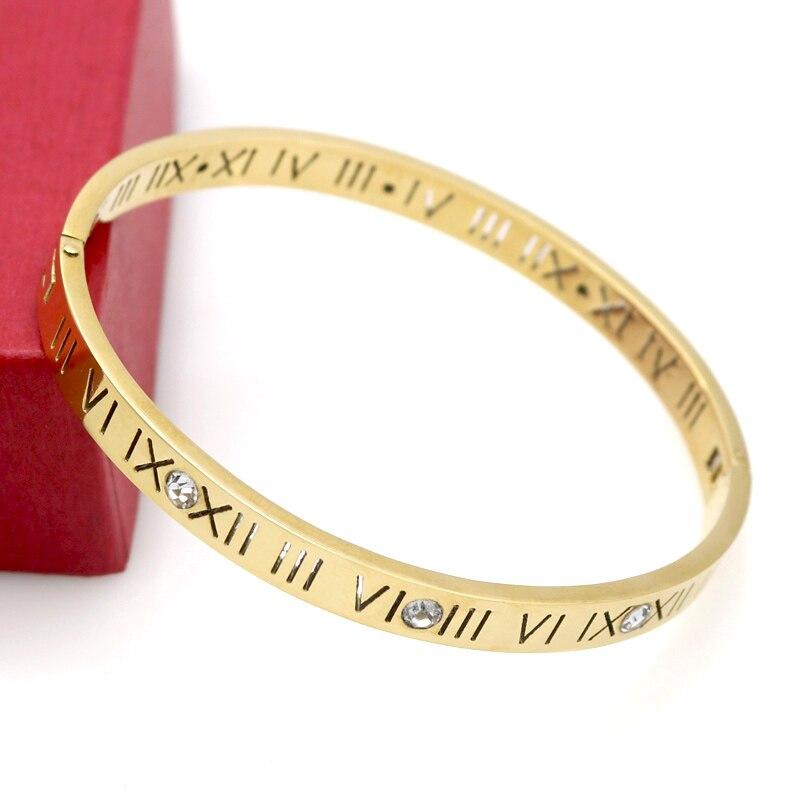 Браслеты золотом римским