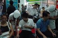 с розничной упаковке электрический здравоохранение massagetens шею задняя нога иглоукалывания цифровой терапия машина массажер для похудения