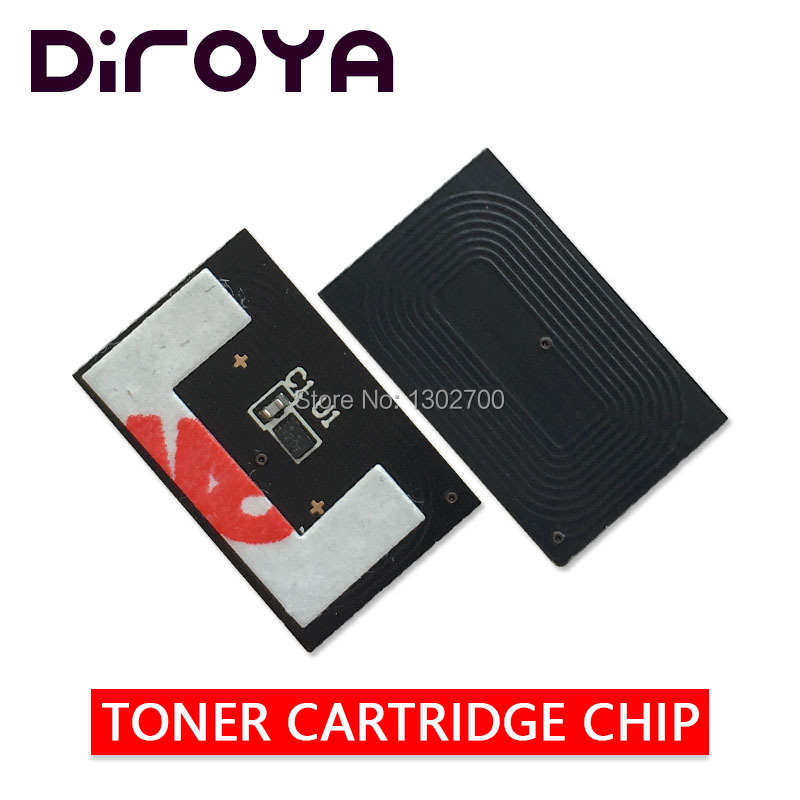 TK-8345 TK8345 K C M Y TK 8345 Toner Cartridge chip For Kyocera <font><b>TASKalfa</b></font> <font><b>2552ci</b></font> 2552 ci color printer powder refill reset Europe image