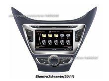 For Hyundai Elantra 2011~2013 – Car GPS Navigation System + Radio TV DVD iPod BT 3G WIFI HD Screen Multimedia System