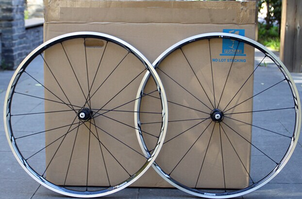 SHIMANO RS81 C24 Road Bike Carbon alloy Clincher Wheel 11 speed Bicycle Cycling Racing Wheelset shimano shimno 24