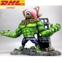 Мстители Бесконечная война супергерой Халк Роберт Брюс Баннер COS SD ONE PIECE Тони Чоппер GK фигурки модель игрушки предусмотрена