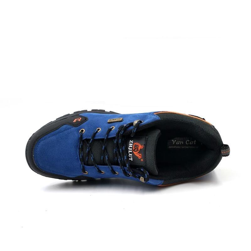2019 Outdoor  Men Shoes Comfortable Casual Shoes Men Fashion Breathable Flats For Men Trainers zapatillas zapatos hombre 4