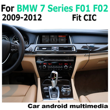 Car Android Touch Screen Multimedia Player Stereo Display navigation GPS For BMW 7 Series F01 F02 2009~2012 EVO Audio Radio стоимость