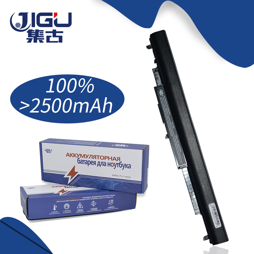 JIGU 2600MAH Laptop Battery HS03 HSTNN-LB6V HS04 For Pavilion 14-ac0XX 15-ac0XX For HP 245 255 250 240 HSTNN-LB6U G4 Notebook PC hstnn lb6v hs04 hstnn lb6u hs03 laptop battery for hp 245 255 240 250 g4 notebook pc for pavilion 14 ac0xx 15 ac0xx