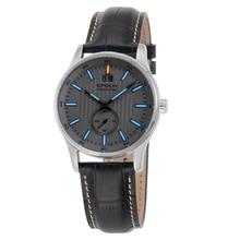 EPOCH 6021GN waterproof 100m tritium gas luminous big calendar display fashion business mens quartz watch